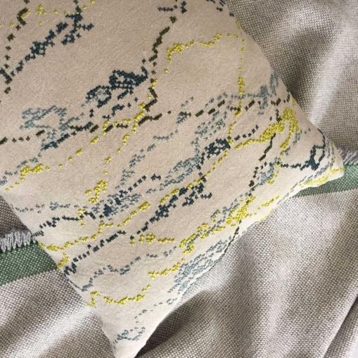mrslovegood philipa hand embroidered linen cushions menu